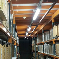 icon LED lighting upgrade by MDS Electrical