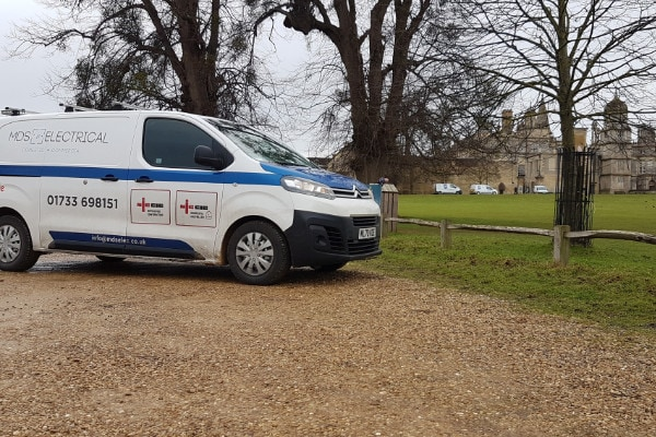 MDS NIC Electrician Stamford