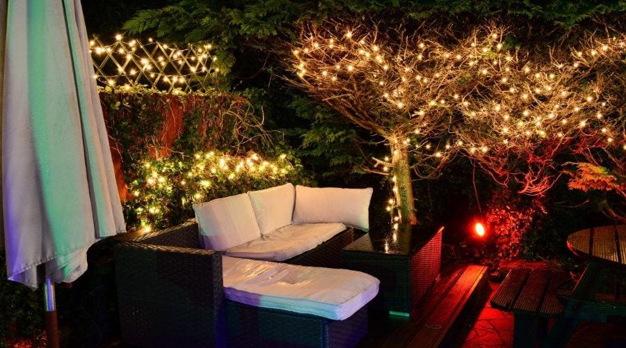 how to prepare your garden electrics